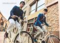 做一个拉风的骑行者 单车上路帅气又有型