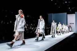 羽绒服专家波司登携手国际设计师大师联名款发布