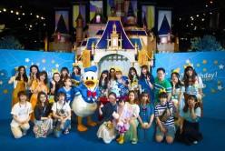迪士尼商店庆祝唐老鸭85周年