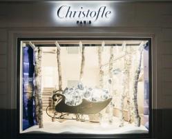 Christofle巴黎新店开幕 打造法式优雅与奢华家