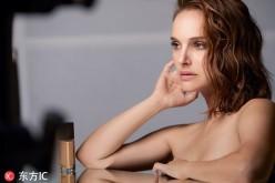 娜塔丽·波特曼出镜Dior最新美妆大片性感美艳