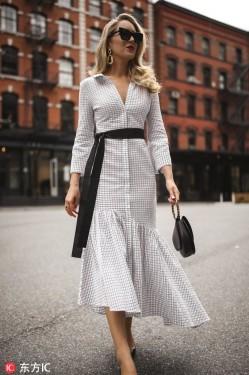 时尚博主Mary Orton春季裙装教程 不懂的速进!