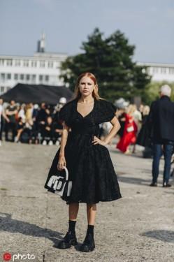 来自北欧的网红品牌可真仙 感受下童话王国的公主裙