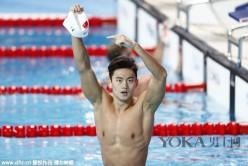 游泳界中最像超模的男神是这样炼成的!