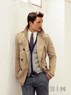 秋季最简单的变帅方法 一件风衣帮你全部搞定