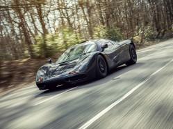 源自F1赛车技术的超级跑车 迈凯伦F1车型赏析