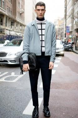 保暖又显范儿的高领衫 不买一件怎么过秋冬?
