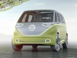 电动、自动驾驶、会卖萌 未来的汽车长这样