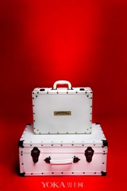 做茶的川宁出了款旅行箱瞬间让你的旅行逼格飙升