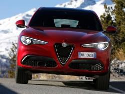 史上速度最快的SUV 阿尔法罗密欧Stelvio