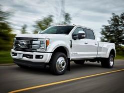 能力越大责任越大 全能皮卡Ford Super Duty