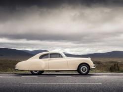 GT车型鼻祖 1952款宾利R-type Continental