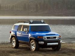 另类经典复古硬汉 Toyota FJ Cruiser
