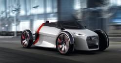 愤怒的小猪 奥迪Urban Spyder概念车图赏(2)