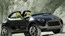 占领火星 雪铁龙C-Buggy异形概念车(2)