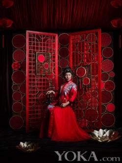 羊年绝美中国红大片(3)