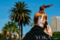 澳大利亚周街拍 Tommy Ton抓拍潮人百态