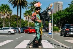 澳大利亚周街拍 Tommy Ton抓拍潮人百态 (2)
