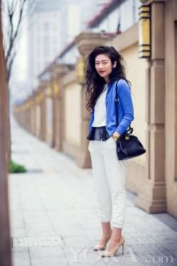 你真的会穿白色吗?这三种搭法提升Level