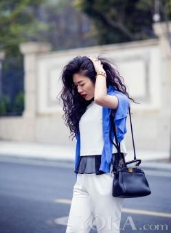 你真的会穿白色吗?这三种搭法提升Level(2)