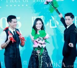 《匆匆那年》三帅齐聚 倪妮还是要嫁冯绍峰(2)