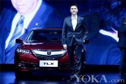 冯绍峰接棒刘德华 代言国际高端品牌豪车(2)