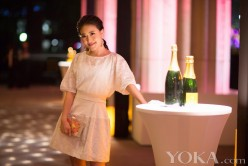 时尚女巫徐子淳假扮天使亮相上海时装周