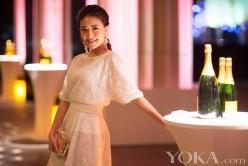 时尚女巫徐子淳假扮天使亮相上海时装周(3)