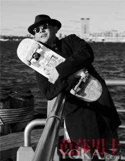 姜文登大刊封面 《一步之遥》上映在即(3)