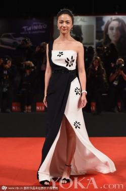 中国时装周放异彩 女星国风华服奢出新高度(3)