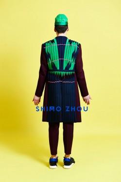 彩色冬季让人脑洞大开 Shimo Zhou秋冬