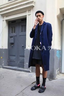 暖春外套穿什么? 夹克、西装让你挑花眼(3)