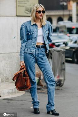 时装周潮人街拍盘点  开启你的新季时髦穿搭