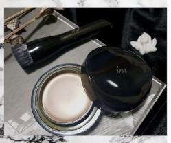 通透0妆感&越夜越美丽 IPSA黑晶粉霜快安排起来