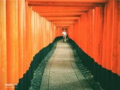 图虫摄影师旅拍日本人文:带一台美图T9足够了