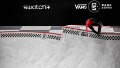 SWATCH助力2019 VANS职业公园滑板赛