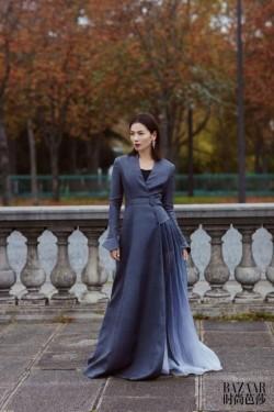 盖娅传说×刘涛:让中国设计之美绽放时尚巴黎