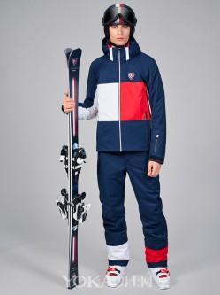 Tommy Hilfiger发布与Rossignol合作滑雪套装