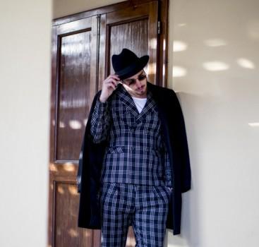 冬日大衣+西装的搭配公式 别再说你看不懂