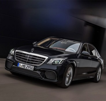 终极豪华车形态 Mercedes-Benz S65 AMG