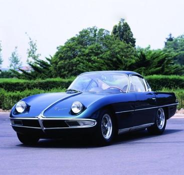 传奇起点 兰博基尼首款车型350 GTV
