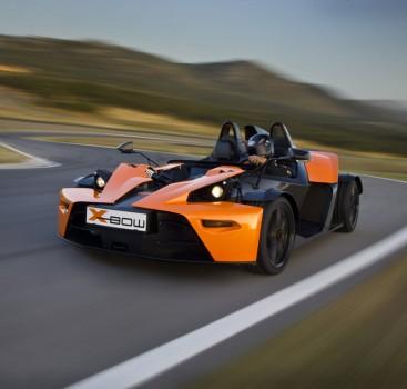 来点不一样的 公路上的F1 : KTM x-bow