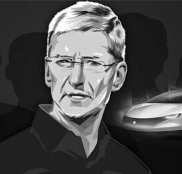 无人驾驶技术的又一劲敌 苹果隔空叫板特斯拉