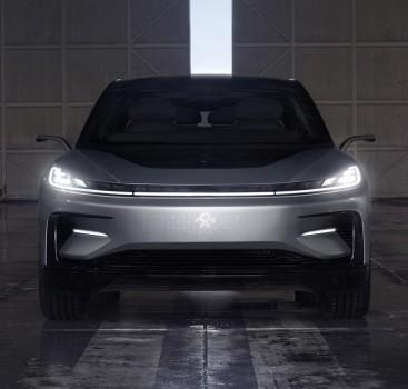 """全球最快量产电动车长这样 """"乐视汽车""""FF 91"""