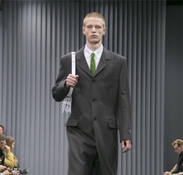 巴黎2017秋冬男装周:Balenciaga