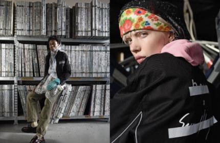 both 潮鞋品牌携手 Second/Layer 发布联名胶囊系列