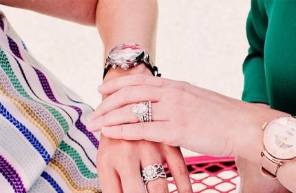 叠戴不是瞎戴 想把戒指玩出花样还需要一点套路