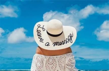 口罩给不了的防晒,这几款帽子轻松办到!