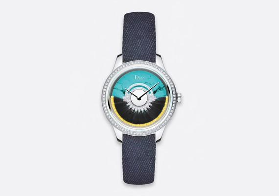 Dior Grand Bal Wild 系列高級腕表