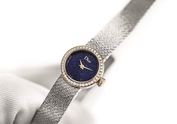 La Mini D de Dior腕表 精湛絕倫的制表技藝